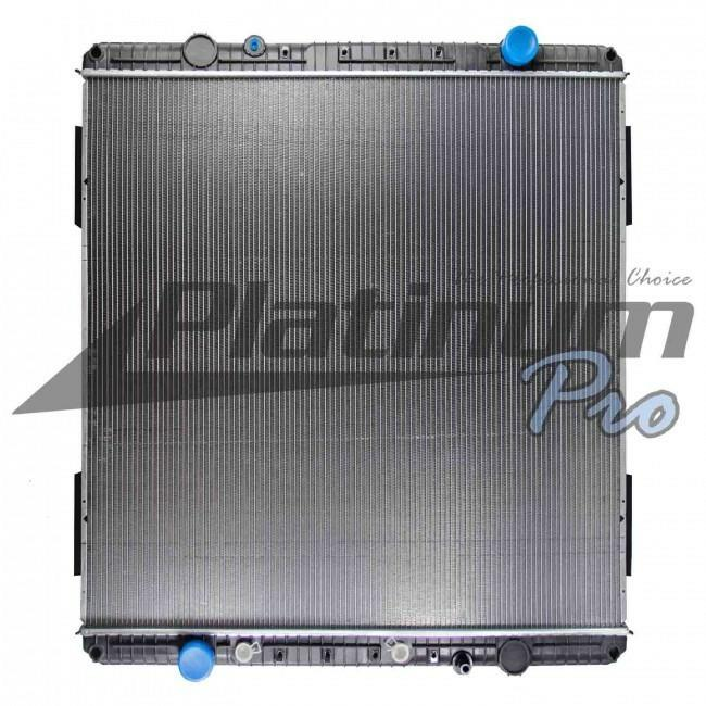 Western Star 4900 Grille, 16 Horizontal Bars