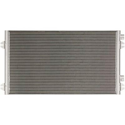 MACK CX613 AIR CONDITIONER CONDENSER
