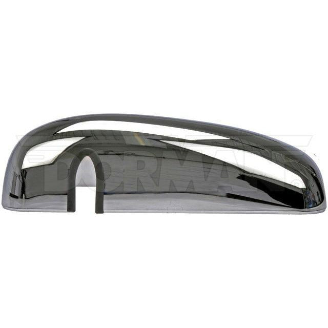 MIRROR COVER ASM-LEFT SIDE-CHROME PLASTIC - KENWORTH 2008-15 T600, 1990-2007 T600A, 2006-15 T660