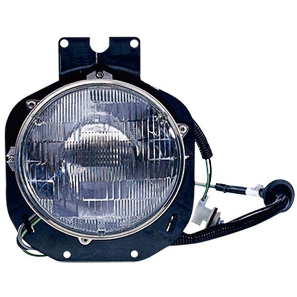 FREIGHTLINER CENTURY 112 HEADLAMP ASSEMBLY AND COMPONENT
