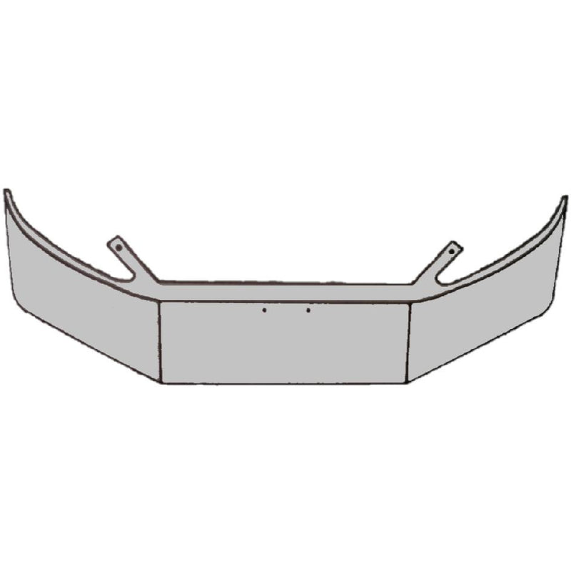 FREIGHTLINER M2 112 BUMPER ASSEMBLY - FRONT