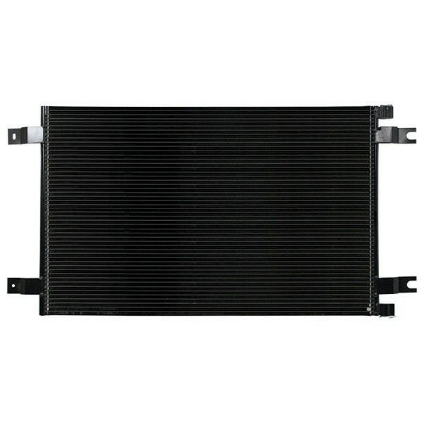 PETERBILT 386 AIR CONDITIONER CONDENSER
