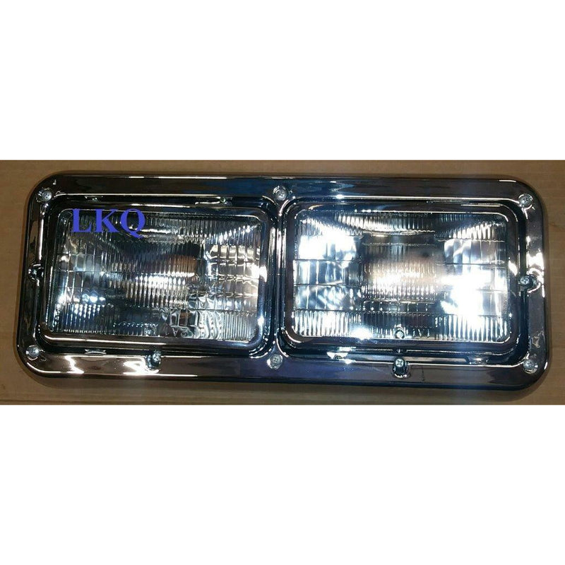 KENWORTH T800 HEADLAMP ASSEMBLY AND COMPONENT