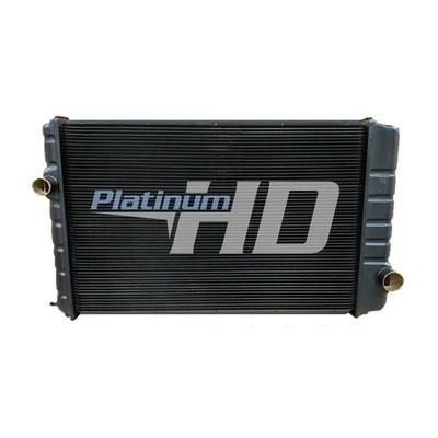 FORD L8000 RADIATOR ASSEMBLY