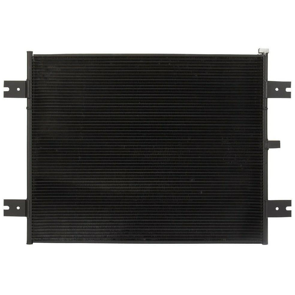 PETERBILT 387 AIR CONDITIONER CONDENSER