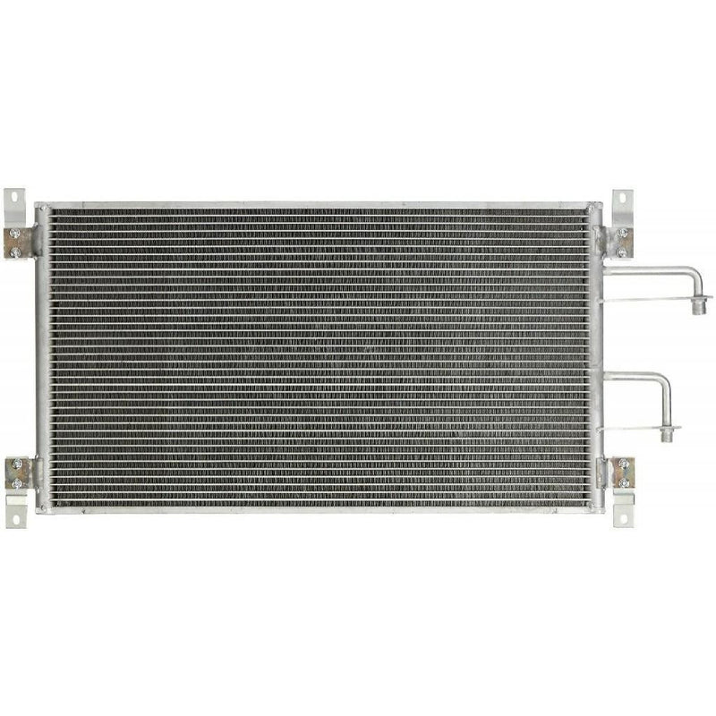 1998-2003 Freightliner Argosy 101 Copper / Brass Radiator (High Efficiency Core)