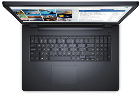 Image of Dell Inspiron 17 Laptop - Factory Refurbished- with 2 Year Parts and Labor Warranty