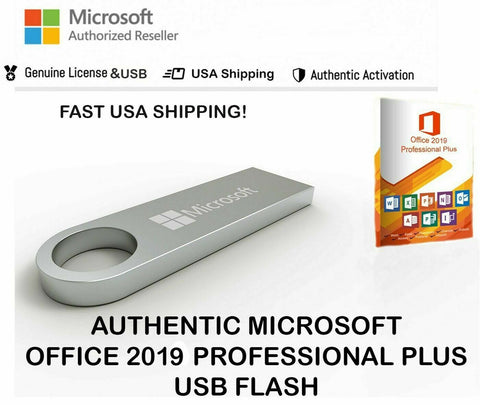 Image of Office 2019 Professional Plus - USB