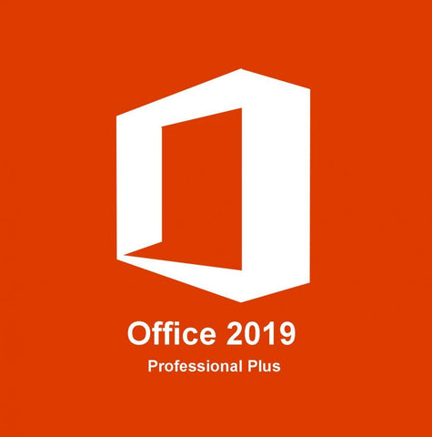 Office 2019 Professional Plus - DVD