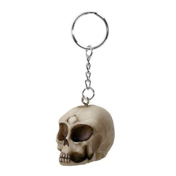 Alien Skull Key Chain