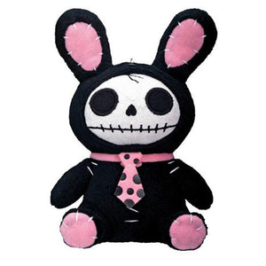 Furrybones® Black Bun-Bun Small Plush