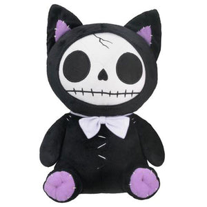 Furrybones® Black Mao-Mao Plush