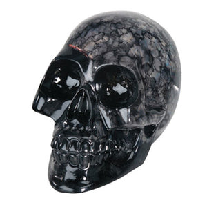 Crystal Skull Black