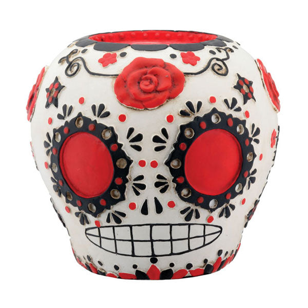 DOD Sugar Skull - Red