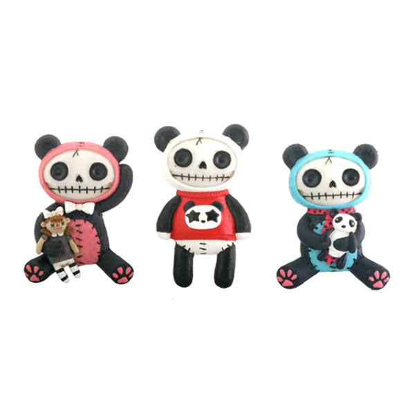 Furrybones® Pandie Magnets