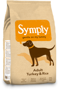 Symply Adult Dog Turkey & Rice 2kg