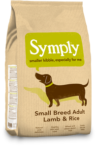 Symply Small Breed Dog Lamb & Rice 6kg