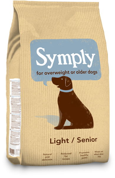 Symply Light / Senior Dog 12kg