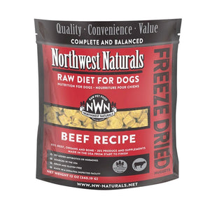 Northwest Naturals for Dog Freeze Dried Beef 12oz