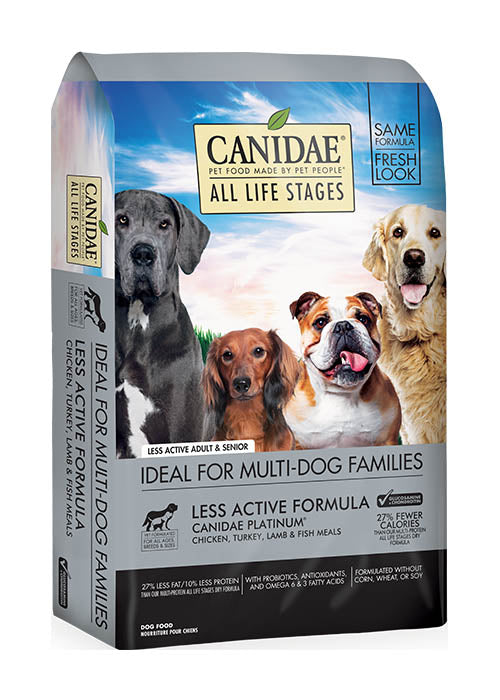 Canidae Dog All Life Stages Platinum 15lb