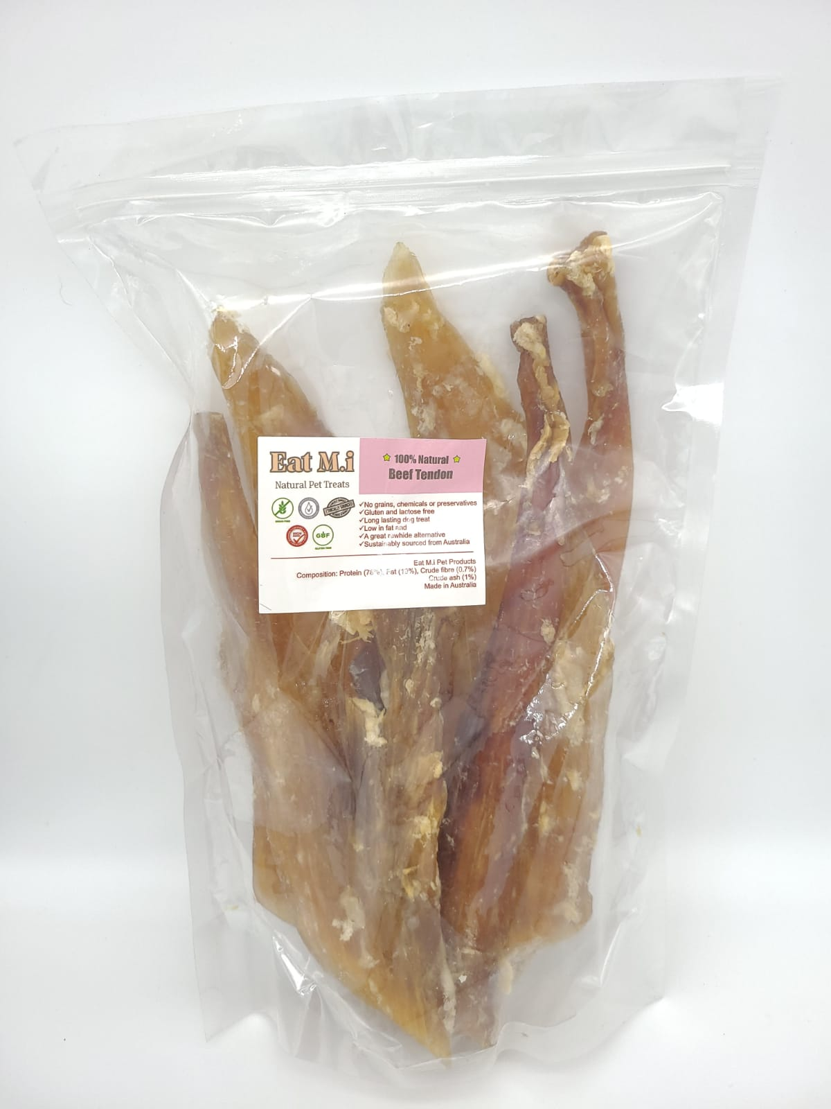 Eat M.i. (AUSTRALIA) Beef Tendon (Large) 5pc (Approx 370g)