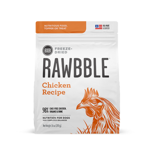 BIXBI Rawbble Dog Freeze Dried Chicken 5.5oz