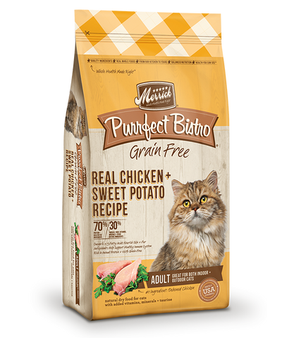 Merrick Cat Real Chicken Recipe 4lb