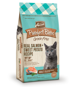 Merrick Cat Real Salmon & Sweet Potato Recipe 7lb