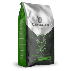 Canagan Adult Cat Free-Run Chicken 1.5kg