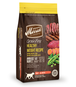 Merrick Grain Free Dog Healthy Weight Recipe 4lb