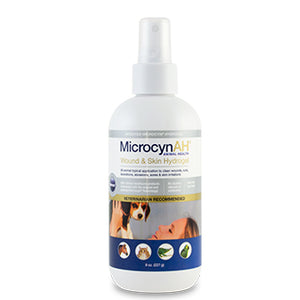 MicrocynAH Wound and Skin Care Hydrogel 寵物神仙水 100ml