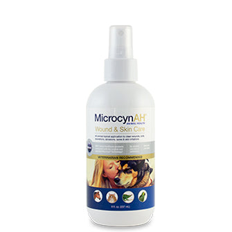 MicrocynAH Wound and Skin Care Liquid 寵物神仙水 236ml
