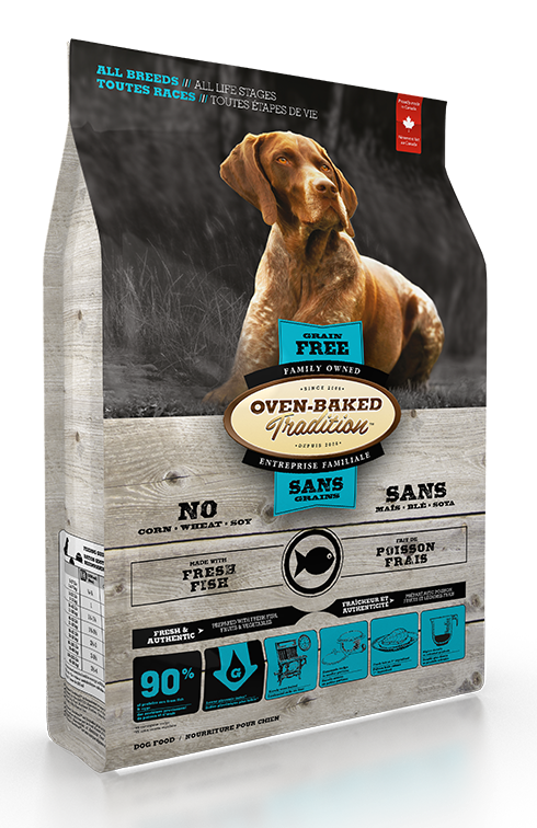 Ovenbaked Grain Free Dog Fish 5lb