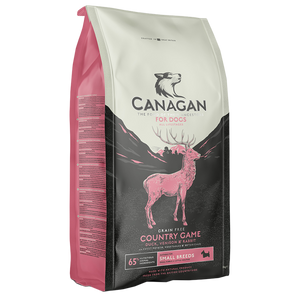 Canagan Adult Dog Small Breed Country Game 2kg