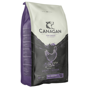 Canagan Adult Dog Light / Senior Free Run Chicken 6kg