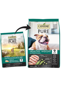 Canidae Dog Grain Free PURE Resolve Senior Formula 24lb