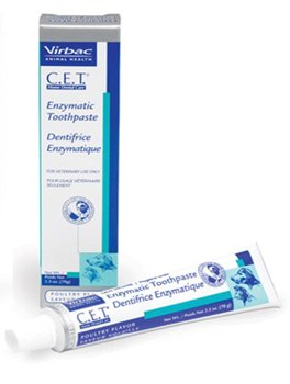 Virbac CET Enzymatic Toothpaste for Dogs (Chicken Flavour) 70g