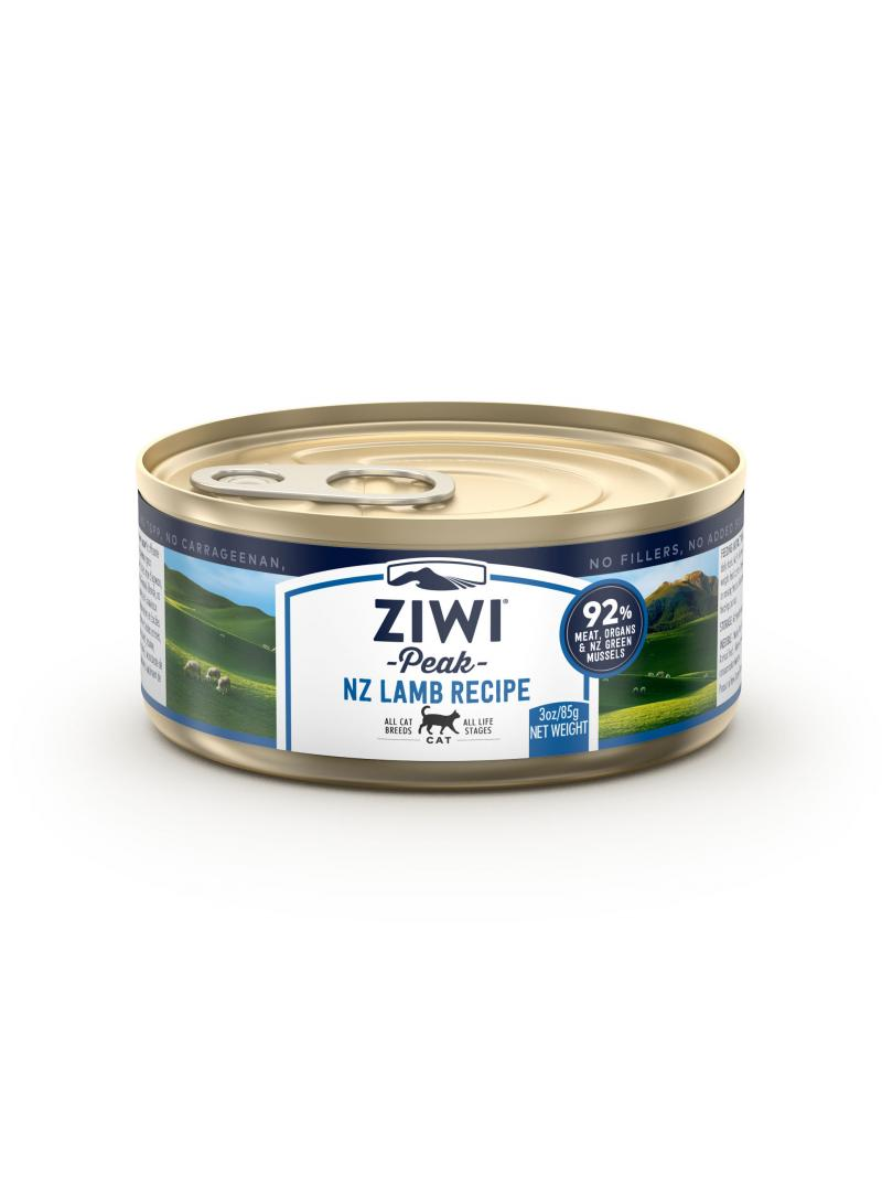 Ziwipeak Cat Moist Lamb Recipe 3oz