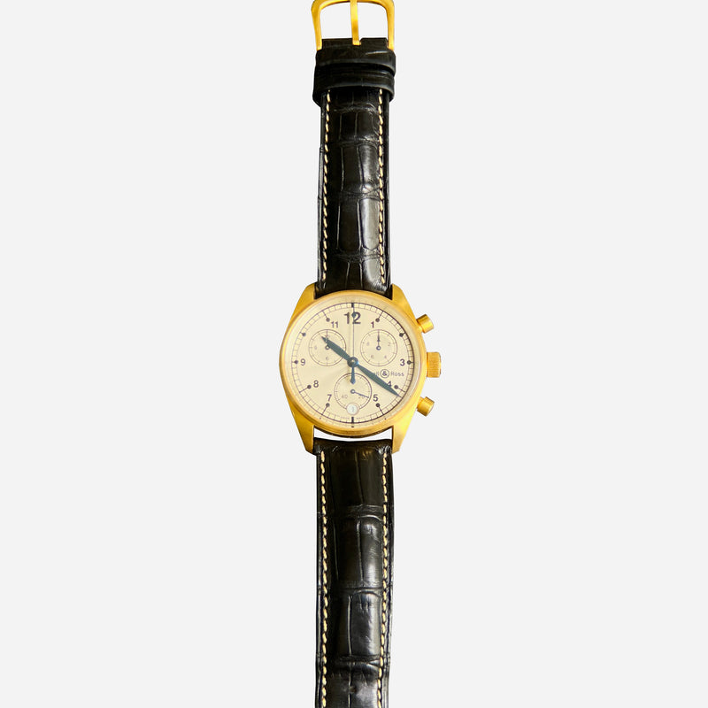 18K Yellow Gold Vintage 120 Watch