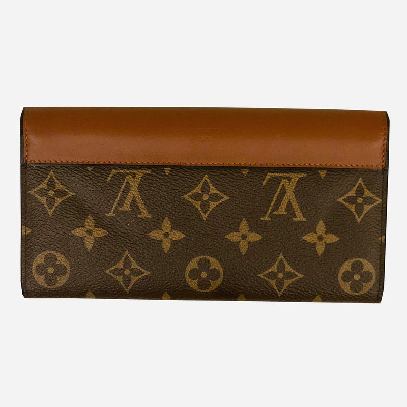 Tuileries Monogram Sarah Wallet