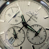 Stainless Steel Constellation Chronograph Watch