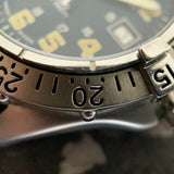 Stainless Steel Quartz 300M Watch