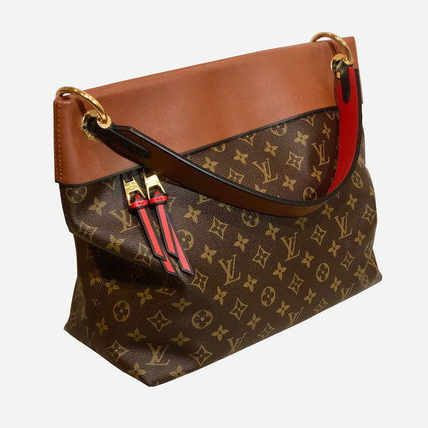Louis Vuitton 2017 Tuileries Monogram Hobo Bag