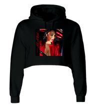 Load image into Gallery viewer, Act A Fool Album Art - Cropped Hoodie