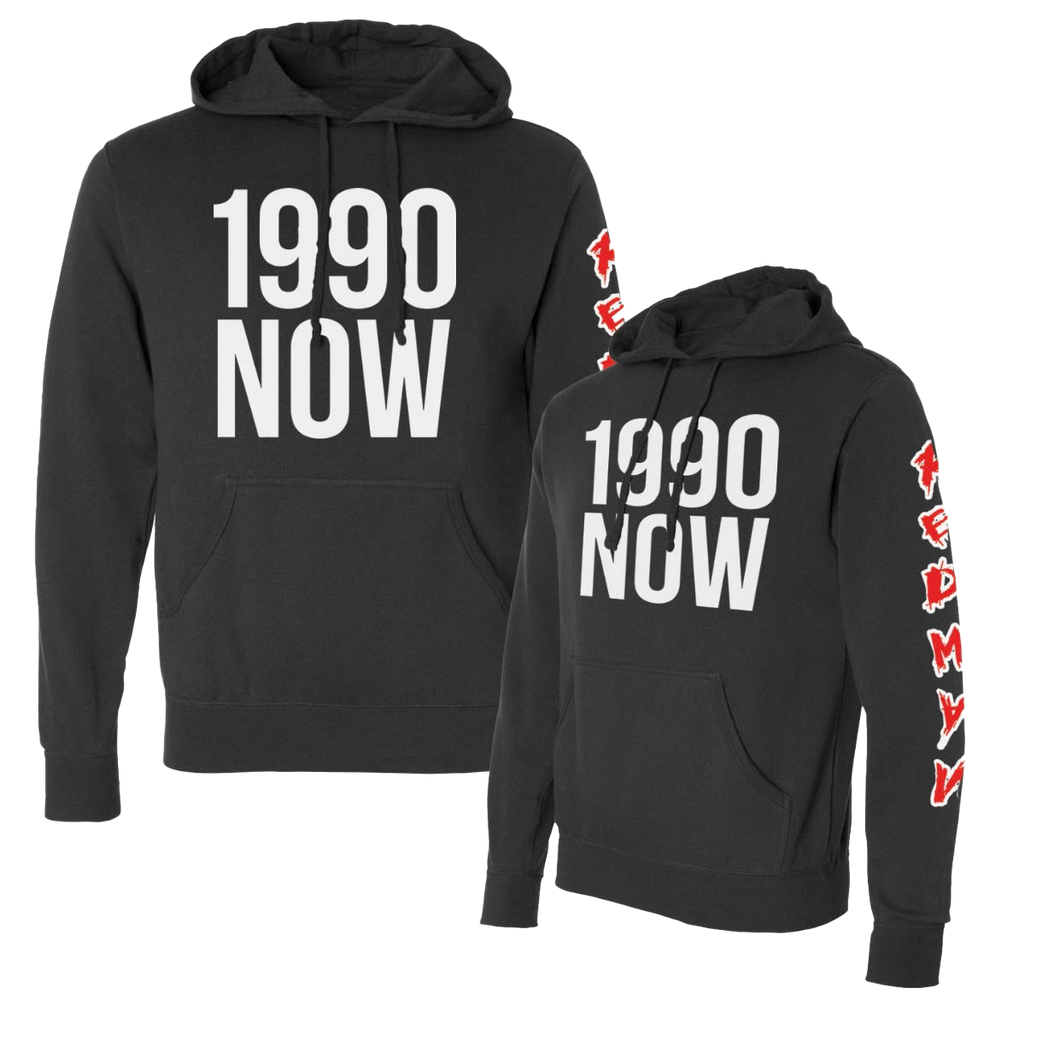 OFFICIAL 1990 NOW REDMAN HOODIE