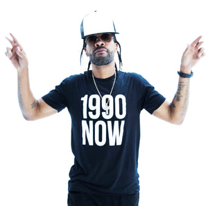 OFFICIAL REDMAN 1990 NOW T-SHIRT