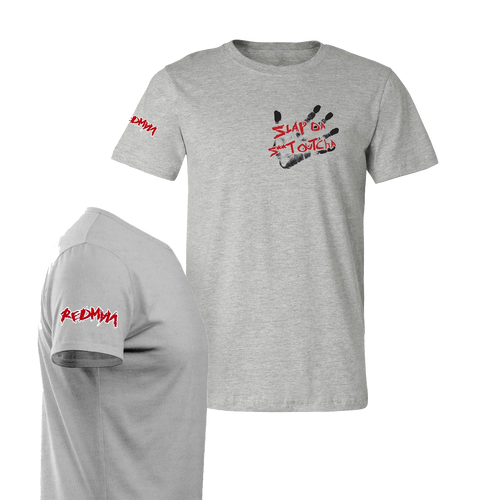 OFFICIAL REDMAN SLAP SHIRT GREY