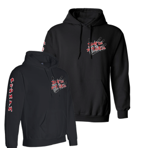 OFFICIAL REDMAN SLAP HOODIE BLACK