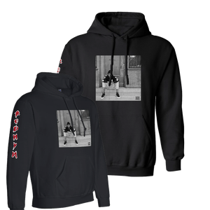 OFFICIAL REDMAN 3 JOINTS HOODIE BLACK