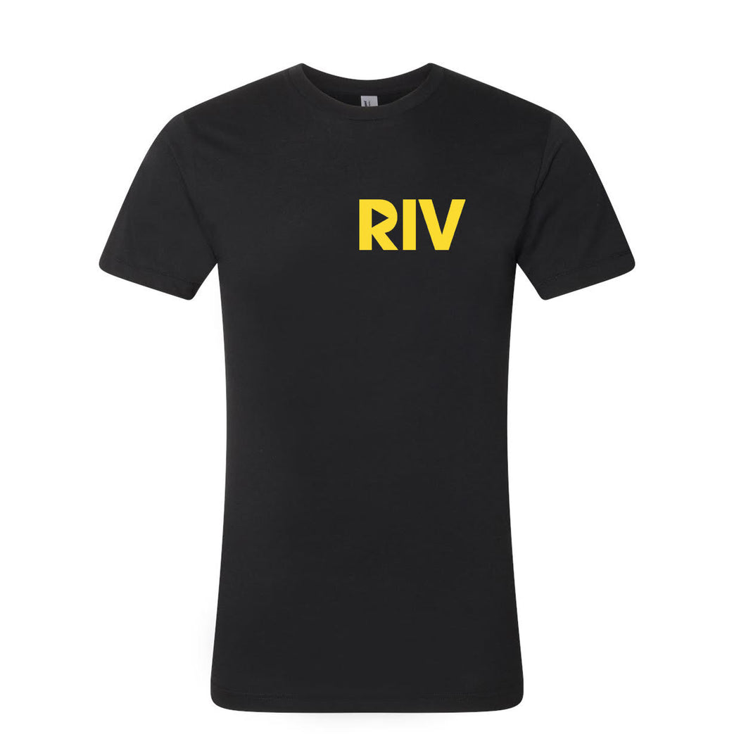 BLACK RIV T-SHIRT